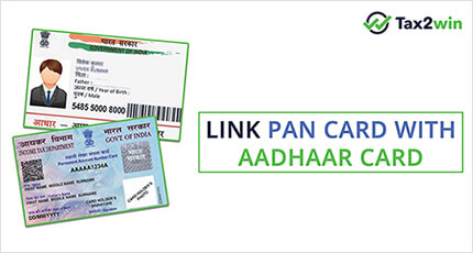 How to Link PAN card with Aadhaar