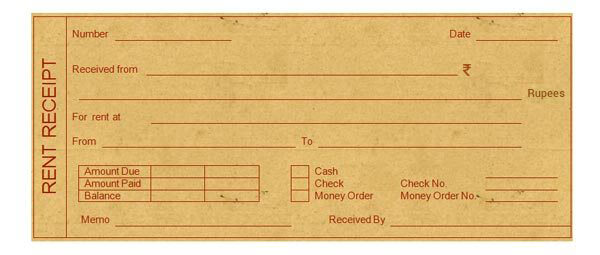 the most complete guide on rent slips receipts to claim maximum hra