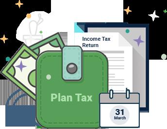 Plan Tax & File ITR