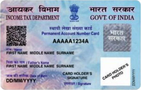 Apply Pan Card Online, Online Pan Card Correction - Tax2win